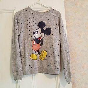 Disney Vintage Sweatshirt Top- S